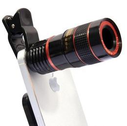 espelhos self stick Desconto Cyberstore 12X Mobile Phone externa Camera Lens Universal Clipe Kit Telescópio HD externo lente teleobjetiva Tele Lens Zoom Óptico Cell Phone