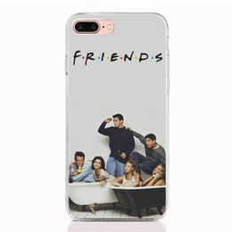 case for z3 Promo Codes - For Motorola Moto G6 G7 Power P40 P30 Note C E5 Plus G5s Z3 Z4 Play case Soft TPU Print pattern TV Show Friends High quality phone cases