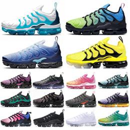 Nike air max TN Plus Großhandelslaufschuh Turnschuh ultra Schuh 3.0 4.0 verdreifachen schwarzes Weiß CNY Oreo Primeknit Frau Turnschuhmanndesigner