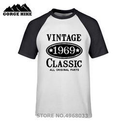 e4e33db7 2019 Trend Tshirt 1969-vintage-classic Inspired Design 50th Birthday Gift T- Shirt for Men Round Neck 100% Cotton Clothes T Shirt floral t shirt design  men ...