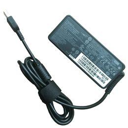 Chargeur lenovo thinkpad en Ligne-Chargeur adaptateur pour ordinateur portable Lenovo ThinkPad Helix 11.6 i5-3337U i5-3427U 45W 20V 2.25A Helix (3698) 3698-4UU 3698-4PU 45N0295 45N0296