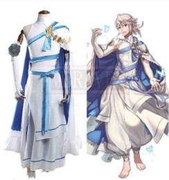 Emblema cosplay fogo on-line-Fire Emblem ThreeHouses Se Corrin Cos Cosplay