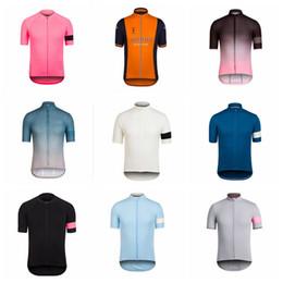 Maillot de cyclisme RAPHA manches courtes Maillot de sport respirant et respirant pour hommes en plein air d'été ? partir de fabricateur