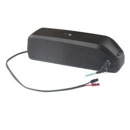 С выключателем питания и 5В USB-разъемом 48В 17AH литиевая аккумуляторная батарея высокого качества для двигателя от 450 Вт до 1000 Вт с зарядным устройством supplier socket battery от Поставщики гнездовая батарея