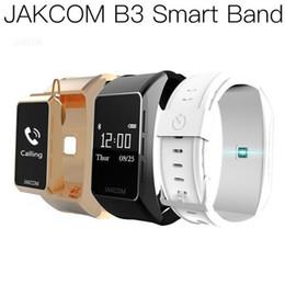 chamadas de resposta de pulseira Desconto JAKCOM B3 relógio inteligente Hot Sale no Smart Pulseiras como Black Friday 3d wav elari kidphone 3g