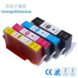 Canada Cartouches d'encre ZH 4 PCS 364XL Compatible pour HP364 Photosmart B210 C53244 C5380 C63244 C6380 D5460 Photosmart e-Station C510a Offre