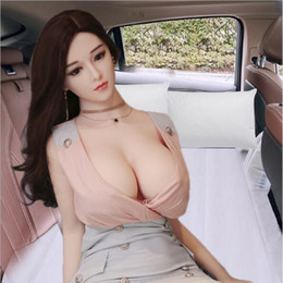 Bonecos adultos silício japonês on-line-Sexy Real Doll Lifelike Silicone Sex Doll Life Size Realistic Silicon Love Dolls Japanese Solid 148cm Sex Dolls Adult Sex Toys For Men