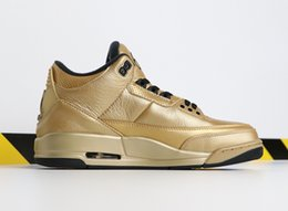 sapatos drake Desconto Sapatos de grife 3 OVO X DRAKE tênis de basquete esportes mens sapatos Quai 54 Mocha Bio Bege Chicago TRIPLO linha de Lançamento branco 3S Tênis Atléticos