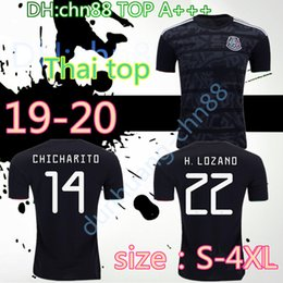 Argentina S-4XL H. LOZANO 2019 Copa de oro México camisetas de fútbol blackout G. DOS SANTOS VELA CHICHARITO camisetas de fútbol JIMENEZ MARQUEZ CARVOS V. RAUL cheap marquez jersey Suministro