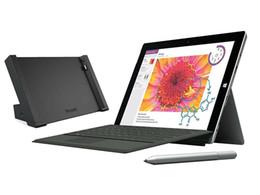 tableta dual core a23 Rebajas Microsoft Surface 3 10.8 128GB + 4G Tablet, estación de acoplamiento, teclado y lápiz