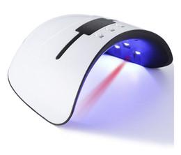 Умная женщина онлайн-Машина для фототерапии ногтей Интеллектуальная индукционная светодиодная сушилка Лак для фототерапии Клей Лечение света для ногтей Bake Light Tool