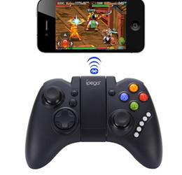 2019 jogo livre android Frete Grátis DHL IPEGA PG-9021 Sem Fio Bluetooth Controlador de Jogo PG 9021 Telefone Android Gamepad Joystick Joypad Para Caixa de TV jogo livre android barato