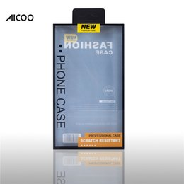 2019 accesorios al por mayor uk Universal Plastic Crystal PVC Paquete de embalaje al por menor para iPhone XS Max XR XS Samsung A6S A9 A8 J6 2018 LG v30 funda para teléfono
