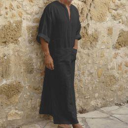 Cappuccio con cappuccio Marocchino Thobe Felpa con Cappuccio da Uomo dress robe Dishdash Jubbah Abito Ragazzi Nuovo