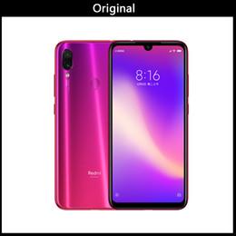 2019 nota octa telefone Versão global xiaomi redmi note 7 4 gb 64gb telefone móvel snapdragon 660 octa core 4000 mah 48mp 5mp dual câmeras 6.3