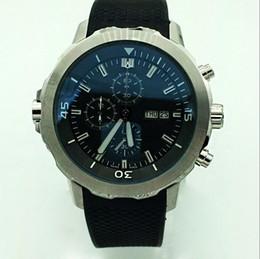 2019 мужчина часы хронограф известные бренды Горячие Продажи 2019 новые Мужские роскошные часы Хронограф Импорт Кварцевый Механизм Резиновый Ремешок Мужские Часы Известный Бренд Наручные Часы дешево мужчина часы хронограф известные бренды