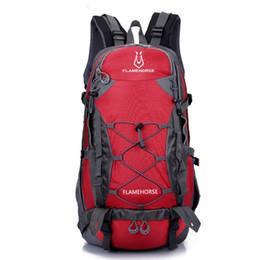 Weekender Bag Designer Backpack 50L Impermeabile Outdoor Escursionismo Trekking Campeggio viaggio Valigia Bagagli Tote Bags da