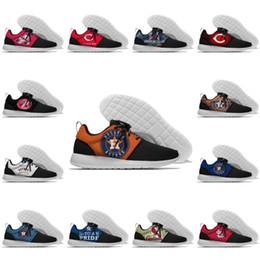 zapatos cardinales Rebajas Hombres Rojos de las mujeres Astros Cardinals Diseñador Lundon Olympic Mesh ligero entrenador zapatillas deportivas zapatillas de deporte al aire libre 36-45