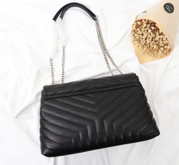 good price leather bags Coupons - Hot New Marke Bag Sale very high quality real leather hot selling designer shoulder bag for women good price free shipping 459749