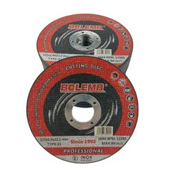 5Pcs-20pcs 115 * 1,0 * 22,2 inoxidável rebolo de aço de corte Disco Cut Off Rodas lixar Grinding Disc Angle Grinder Roda de