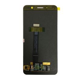 5.5 LCD per ZTE Blade A910 Display LCD Bianco Touch Screen Digitizer Panel Parti di ricambio Sensore di montaggio Qualità superiore da