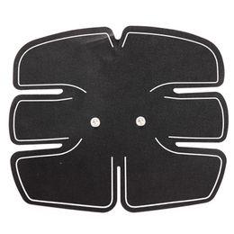 Smart ABS Stimolatore Fitness EMS addominale Stimolazione muscolare elettrica Cintura per esercizio muscolare Bruciatore di grasso Massaggiatore Body Slimming Pad 1 set da