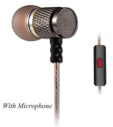 Kz estéreo online-KZ Auriculares estéreo con auriculares de micrófono en el oído Auriculares Bajo Sonido Auricular de música para Iphone Xiaomi Teléfonos Huawei