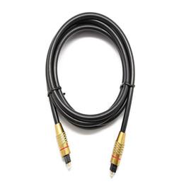 vga cavi di colore Sconti Cavo ottico Toslink AUDIO digitale OD6.0 1M 1.5M 2M 3M 5M