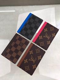 Canada meilleur brun couleurs courtes femmes titulaire de la carte avec boîte en cuir véritable portefeuille mode sac à main femmes taille de portefeuille 11-7.0-5.0 cm N64029 N61722 Offre