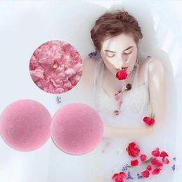 Органические ванны соль тела эфирное масло ванна мяч природных пузырь ванна бомбы мяч Роза/зеленый чай/лаванда/лимон/молоко от