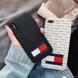 melhor celular lg Desconto Novo para iphone x xs xr xs max 7 7 plus 6 s 6 6 plus 8 8 mais casos de telefone basquete esportes marca suave tpu phone case 0001