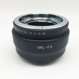 DKL-FX Adapter, Retina DKL Lens to for FX X-Pro1 X-E2 X-M1 Adapter