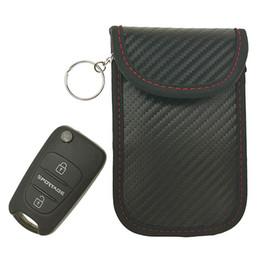 radiación de teléfonos Rebajas RF RFID Bolsa Funda Funda Faraday Jaula Para Keyless Car Keys Protección Radiación Teléfono Celular