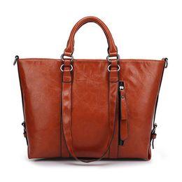 2019 bolsas do desenhista do falso Novo Design Bolsas Saco de Almoço para As Mulheres Grandes Designer de Senhoras Hobo bag Bucket Purse Faux Leather bolsas do desenhista do falso barato