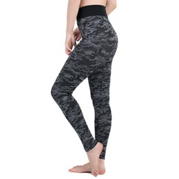leopard print yoga pants Coupons - Women Leggings Stretchy High Waist Breathable Leopard Print Quick Dry Yoga Pants YS-BUY