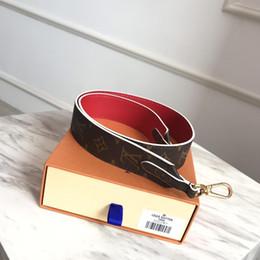 известный дизайнерский бренд широкий наплечный ремень для сумки замена ремешок сумки кожаные сумки аксессуары длинный ремень ремни женская сумка от