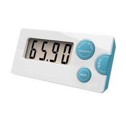 2019 mini temporizador de cocina digital Temporizador de cuenta regresiva 99 minutos 59 segundos LCD Digital Lab Kitchen Mini Timer Relay Digital LCD Timer mini temporizador de cocina digital baratos