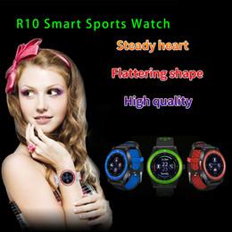 телефоны с несколькими sim картами Скидка R10 Смарт спортивные часы Bluetooth SIM-карта камеры наручные часы многофункциональный телефон Android анти-потерянный для дома на открытом воздухе