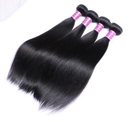 2019 seidenbasisverschluss chinesische jungfrau 2019 Ais Straight Single Donor brasilianische Jungfrau Remy Nagelhaut ausgerichtet Haarbündel mit Clousres Produkten