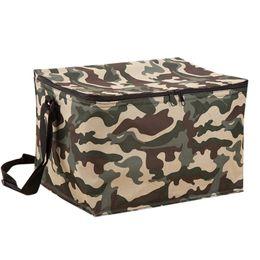ISHOWTIENDA Bolsas de almuerzo portátiles Bolsas Caja de almacenamiento Bolsa térmica térmica aislada Bolsas de picnic Comida escolar de alta calidad #XTJ desde fabricantes