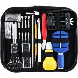 147 PCS Assista Repair Kit Kit de Ferramentas de Barra de Mola Profissional, Assista Band Link Pin Tool Set com Bolsa de Transporte de