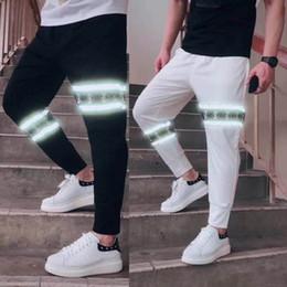 mulher esqueleto de calças Desconto Mastermind Calças Japonesas 2019 Homens Mulheres 1 m: 1 Slim Fit Calças Mastermind Logotipo Esqueleto de Alta Qualidade Reflexão MMJ Sweatpants mundo
