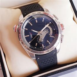 Relógio do esporte do silicone dos homens on-line-Relógios de luxo de Cerâmica Bezel Mens Watch Mecânico de Silicone de Aço Inoxidável Movimento Automático Relógios Sports Auto-vento Relógios De Pulso