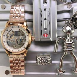 2019 часы pp PP ааа роскошные мужские часы автоматические часы мода водонепроницаемые мужские часы 42 мм пять цвет бесплатная доставка скидка часы pp