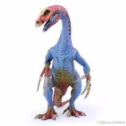 Therizinosaurus Dinosaurier Spielzeug Action Figure Tier Modell Sammlung Lernen Pädagogische Kinder Weihnachtsgeschenk von Fabrikanten