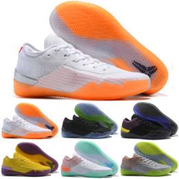 online retailer 620a3 04aea 2019 kobe nxt 2018 Kobe AD NXT 360 Infrarot Multi-Color Schwarz Basketball  Schuhe Herren