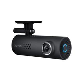 batteria dvr auto Sconti Nuovo Xiaomi 70mai Dash Cam 1S Car DVR Wifi Controllo vocale inglese Dashcam 1080P HD Visione notturna Macchina fotografica Videoregistratore G-sensor