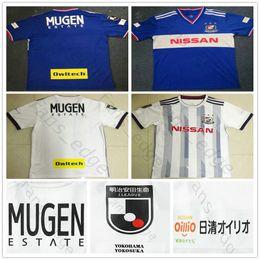 Fútbol online-Camisetas de fútbol de Yokohama F. Marinos 2019 2020 Yuji Nakazawa Kawaguchi Yoshikatsu Shunsuke Nakamura Personalizado 19 20 Camiseta de fútbol local