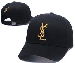2019 diseño de bordado de polo Nueva llegada POLO diseño clásico gorras de béisbol Kanye West Saint Pablo gorra bordado snapback tapas hueso casquette golf sombreros 6 panel gorras diseño de bordado de polo baratos