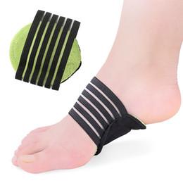 zubehör schuh flachen fuß Rabatt Orthetische Einlegesohlen Massage Fußkissen Orthopädische Wölbung Unterstützt Flache Fuß Einlegesohlen Protector Schuhe Zubehör Schuhpflege HH9-2105